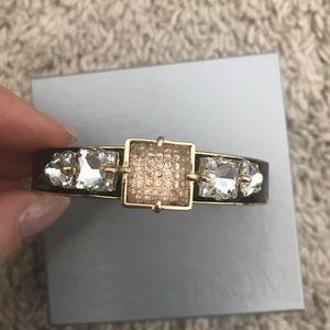 Kate Spade gem bangle bracelet
